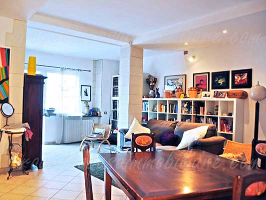Appartamento con giardino Arenzano